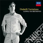 Variazioni diabelli cd musicale di ROMANOVSKY