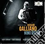 Richard Galliano / Nino Rota - Rota / Galliano cd musicale di Richard Galliano