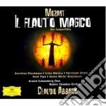 IL FLAUTO MAGICO-Claudio Abbado/2CD cd musicale di Wolfgang Amadeus Mozart