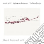 THE PIANO SONATAS (LUDWIG VAN BEETHOVEN)  VOL.5 cd musicale di BEETHOVEN LUDWIG VAN