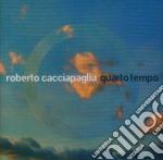 Quarto Tempo cd musicale di Roberto Cacciapaglia