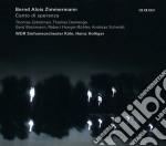 Zimmermann Bernd Alois - Canto Di S.0 cd musicale di ZIMMERMANN BERND ALOIS