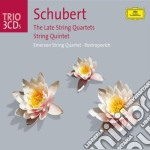 ULTIMI QUARTETTI PER ARCHI                cd musicale di Quartet Emerson