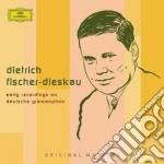 Early recordings on dg cd musicale di Fischer/dieskau