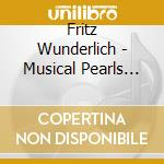 THE ART OF cd musicale di WUNDERLICH