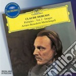 Debussy - Preludes, Images - Michelangeli cd musicale di Claude Debussy