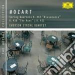QUARTETTO X ARCHI                         cd musicale di EMERSON QUARTET