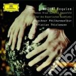 Mozart - Requiem In D minor, K.626 - Thielemann cd musicale di Thielemann