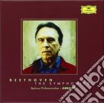 LE 9 SINFONIE (BOX 5 CD) cd musicale di ABBADO/BP