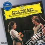 Franck - Sonata X Vl. - Danczowska cd musicale di DANCZOWSKA