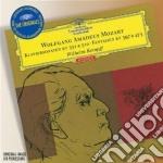 Kempff - Sonate X Pf cd musicale di Wolfgang Amadeus Mozart