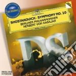 Shostakovich - Sinfonia 10 - Karajan cd musicale di KARAJAN