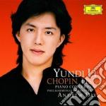 Yundi Li/po/davis - Concerti Per Pf. N. 1 cd musicale di Li/po/davis Yundi