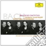 Quasthoff - Cantate cd musicale di Johann Sebastian Bach
