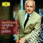 Pollini - Sonate Per Pf 1-3 Op.2 cd musicale di BEETHOVEN