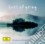 THE BEST OF cd musicale di GRIEG