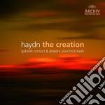 LA CREAZIONE cd musicale di HAYDN