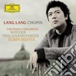 Chopin - Concerti N. 1 E 2 - Lang Lang cd musicale di LANG LANG