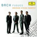 Quartetto Emerson - Fugues cd musicale di Emerson Quartetto