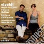 Vivaldi - Concertos For Two Violins - Carmignola/Mullova cd musicale di CARMIGNOLA/MULLOVA