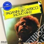Paganini - Capricci - Mintz cd musicale di Nicolo' Paganini