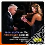 COMPLETE DG RECORDINGS                    cd musicale di KARAJAN/MUTTER
