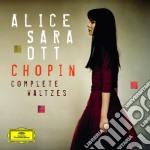 Alice Sara Ott - Chopin Complete Waltzes cd musicale di CHOPIN