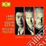 Tchaikovsky / Rachmaninov - Piano Trios - Lang Lang / Vadim Repin / Mischa Maisky cd musicale di Lang/repin/mais Lang