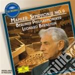 Mahler - Sinfonia N.9 - Bernstein/bp cd musicale di MAHLER