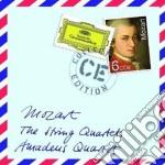 QUARTETTI COMPLETI                        cd musicale di Amadeus Quartetto