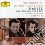 Mahler - Das Lied Von Der Erde - Wunderlich/fischer/dieskau cd musicale di WUNDERLICH/FISCHER/D