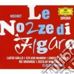 Le nozze di figaro cd musicale di GALLO/MCNAIR/STUDER/