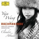Yuja Wang - Rachmaninov cd musicale di WANG/ABBADO/MCO