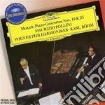 Mozart - Conc. Pf. K488 E K459 - Pollini/bohm cd musicale di Wolfgang Amadeus Mozart