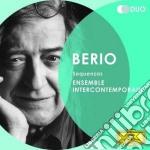 Sequenze i-xiii cd musicale di Intercontam Ensemble