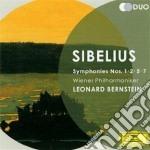 Sinf. 1, 2, 5 e 7 cd musicale di Bernstein/wp