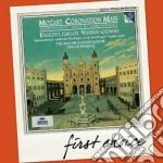 Mozart - Messa Dell'incoronazione - Pinnock/ec cd musicale di Pinnock/ec