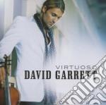 David Garrett - Virtuoso cd musicale di GARRETT DAVID