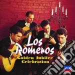 GOLDEN JUBILEE CELEBRATION cd musicale di Romeros Los