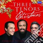 Carreras/pavarotti - The 3 Tenors At Christmas cd musicale di CARRERAS/PAVAROTTI