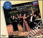 LIVE FROM LINCOLN CENTER cd musicale di PAVAROTTI/SUTERLAND