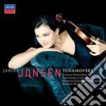 Tchaikovsky - Violin Concerto - Janine Jansen / Mahler Chamber Orchestra cd musicale di JANSEN/HARDING