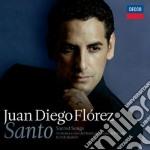 Juan Diego Florez - Santo cd musicale di FLOREZ JUAN DIEGO