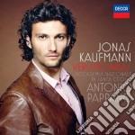 Jonas Kaufmann - Verismo Arias - Pappano cd musicale di KAUFMANN/PAPPANO/ONS