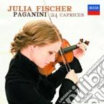 Paganini - 24 Caprices - Fischer cd musicale di FISCHER