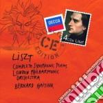 I POEMI SINFONICI                         cd musicale di HAITINK/LPO
