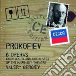 6 opere cd musicale di GERGIEV/KIROV