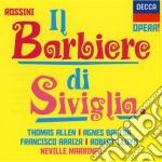 IL BARBIERE DI SIVIGLIA                   cd musicale di Gioacchino Rossini