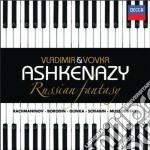 Ashkenazy - Russian Fantasy cd musicale di Ashkenazy