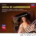 Lucia di lammermoor cd musicale di Pavarotti/sutherland